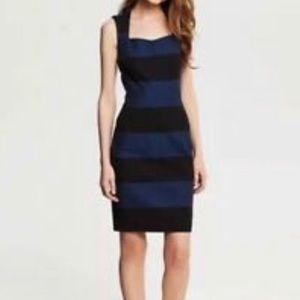 BR Sloan Rugby Stripe Dress